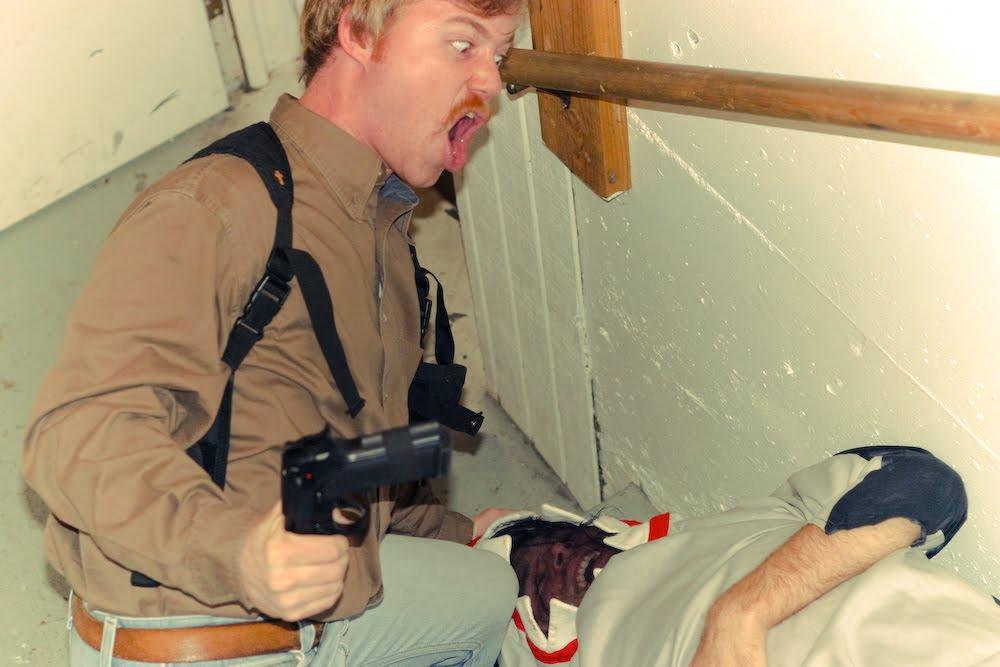 Ray Liotta Goodfellas Pistol Whip to pistol whip someone